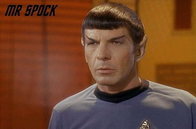Mr. Spock - flickr